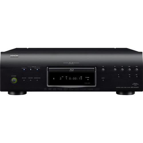 Denon DBP-4010UDCI Universal Blu-ray Disc Player (Black)