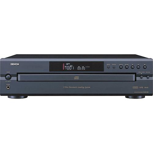 Denon DCM-390P 5-Disc Carousel CD Changer
