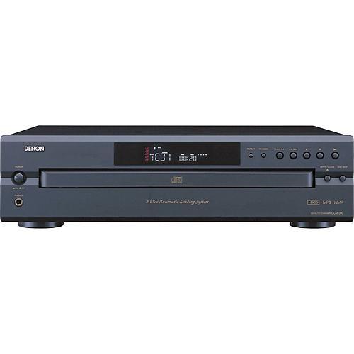 Denon DCM-390P 5-Disc Carousel CD Changer