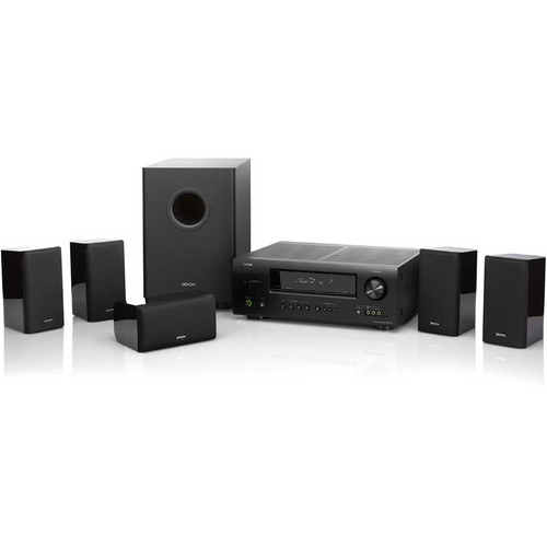 Denon DHT-1312XP Home Theater System
