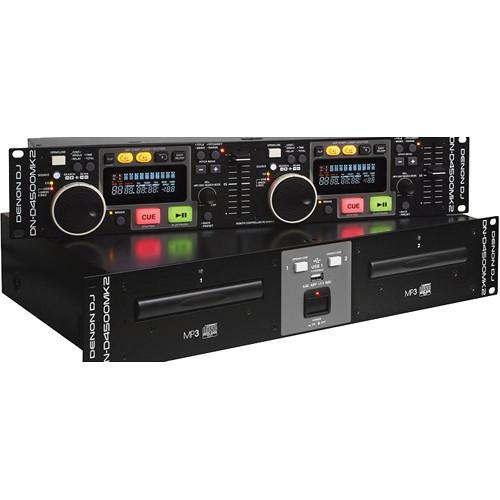 Denon DJ DN-D4500MK2 Dual Digital Media Player