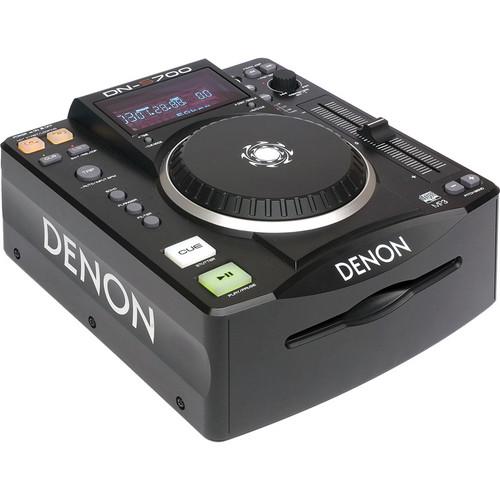 Denon DJ DN-S700 Compact Tabletop CD/MP3 Disc Player