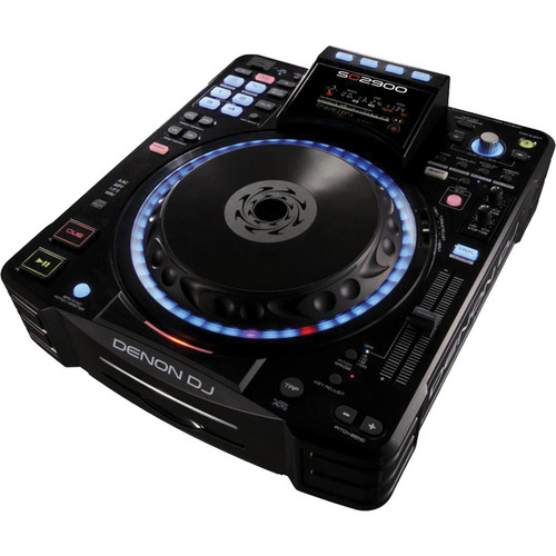 Denon DJ DN-SC2900 Digital Controller and Media Player