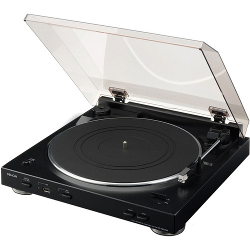 Denon DP-200USB Fully Automatic USB Turntable