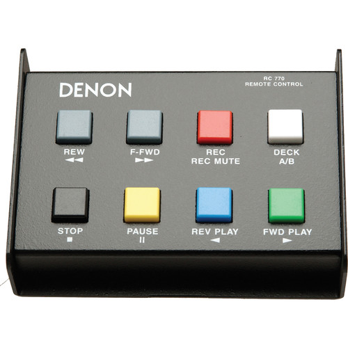 Denon RC770TW Remote Control for DN770 and DN770RM