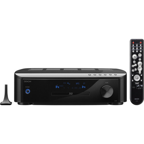 Denon S-5BD Integrated 5.1 AV Receiver & Blu-ray / DVD / CD Player