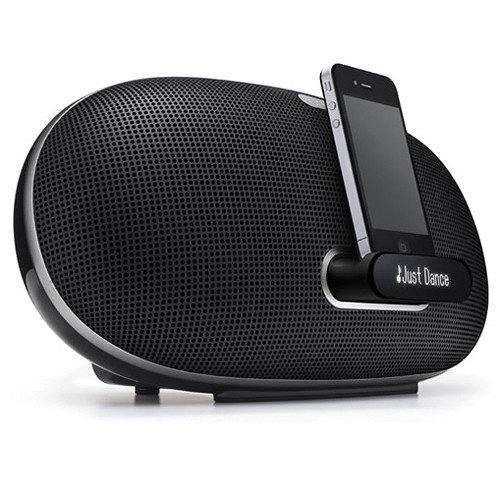Denon DSD300 Cocoon Portable iPod Speaker / Internet Radio