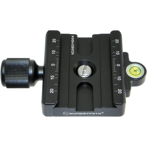 Sunwayfoto DDC-60 Screw Knob Clamp (60mm)