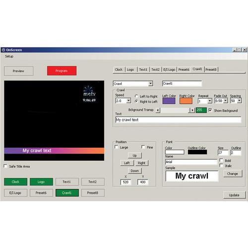 Deyan Automation Systems OnScreen