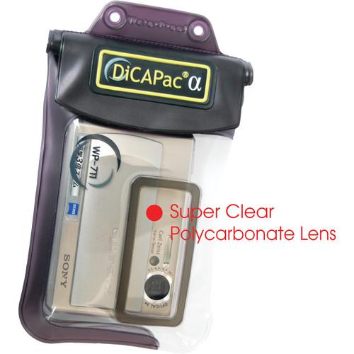 DiCAPac WP-711 Waterproof Case
