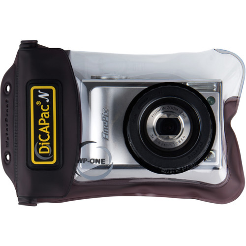 DiCAPac WPONE Waterproof Case For Small/ Medium Cameras