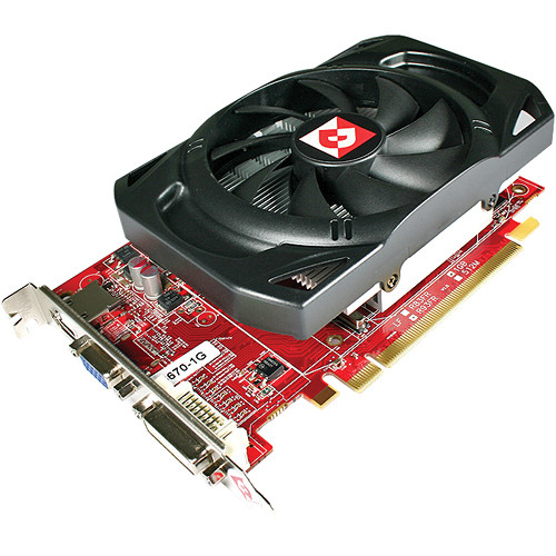 Diamond Radeon HD 6670 PCIE 1 GB GDDR5 Video Graphics Card