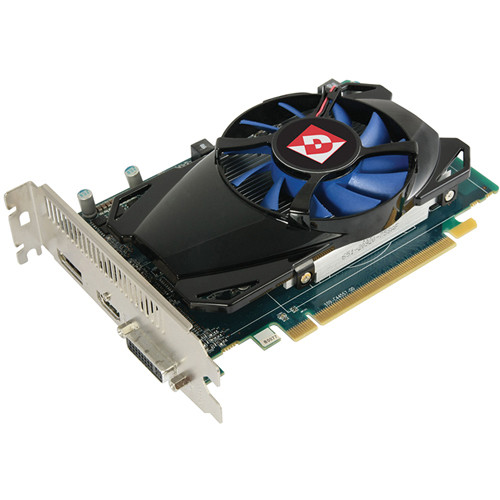 Diamond Multimedia Radeon HD 7750 PCIe 3.0 Graphics Card