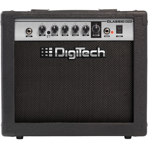 DigiTech DG15R -  Guitar Combo Amplifier with Spring Reverb