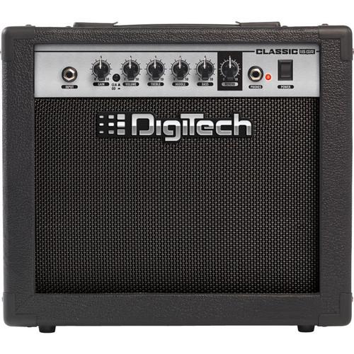 DigiTech DG15R -  Guitar Combo Amplifier with Spring Reverb