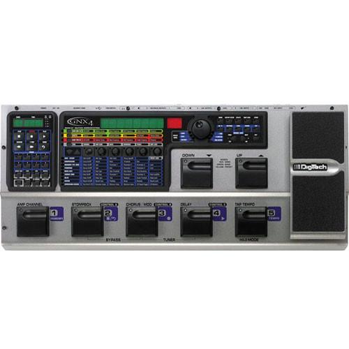 DigiTech GNX4 Guitar Processor
