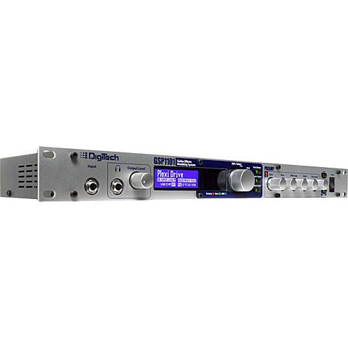 DigiTech GSP1101 Rack Mount Guitar Preamp/Processor