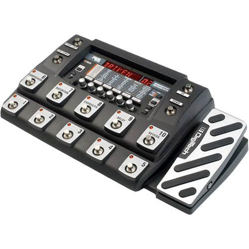 DigiTech RP1000 Integrated Effect Switching System