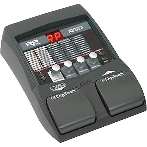 DigiTech RP155 Guitar Multi-Effects Processor, Looper and USB Interface