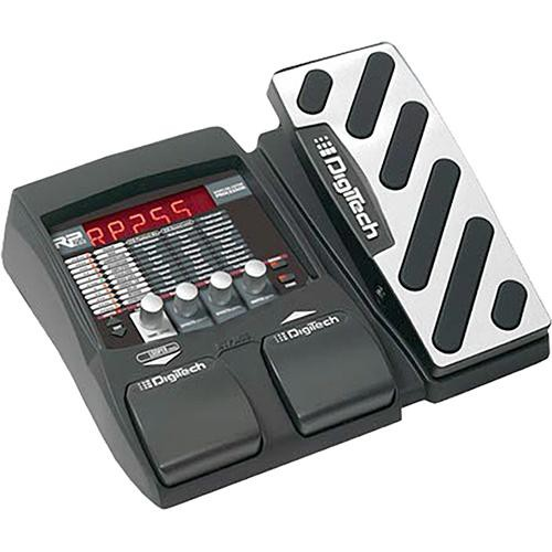 DigiTech RP255 Guitar Multi-Effects Processor, Looper and USB Interface with Expression Pedal