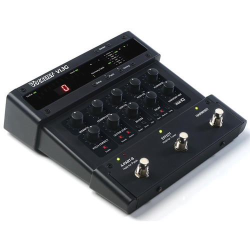 DigiTech Vocalist Live 3 Vocal Harmony Processor