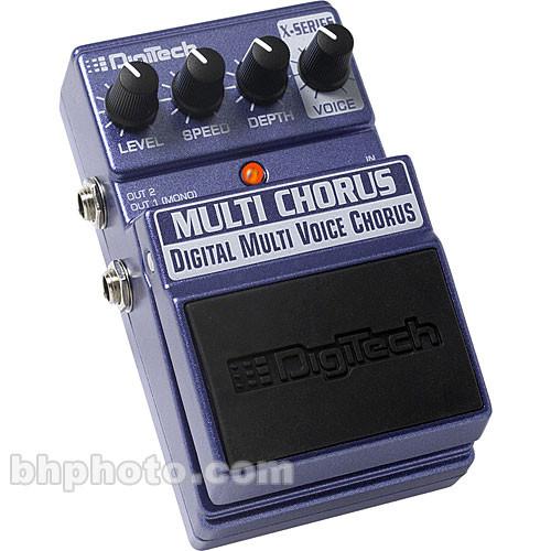 DigiTech Multi Chorus Foot-Pedal