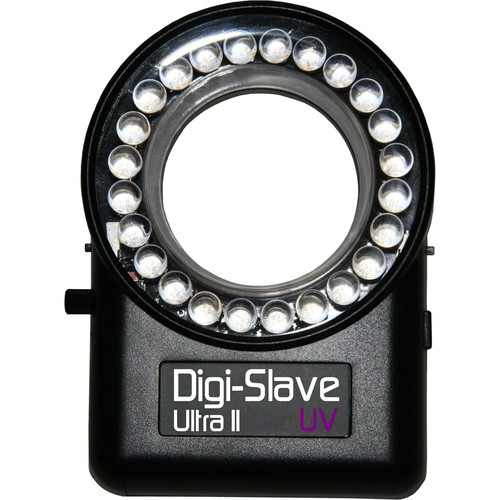 Digi-Slave L-Ring Ultra II Ring Light (UV)