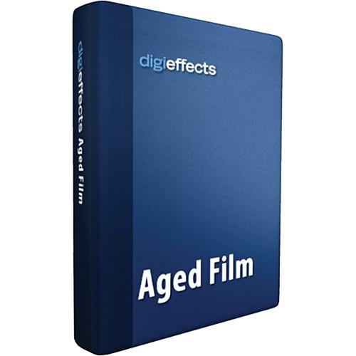 Digieffects DE-AF Aged Film Plug-in