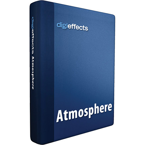 Digieffects DE-AT Atmosphere Plug-in for After Effects