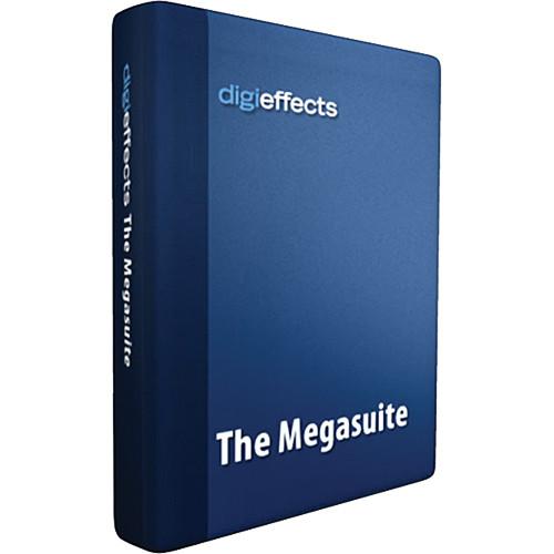 Digieffects Megasuite Plug-in Bundle