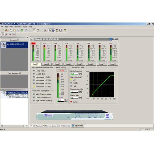 Digigram ES-100 Software Key for 16x16 Channel Add-on for LX-1616ES