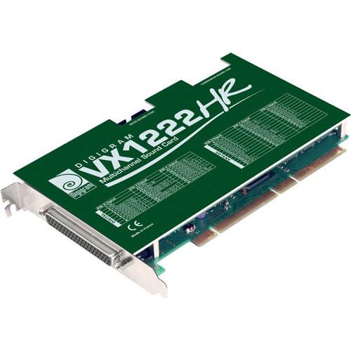 Digigram VX1222HR - PCI Universal Digital Audio Card