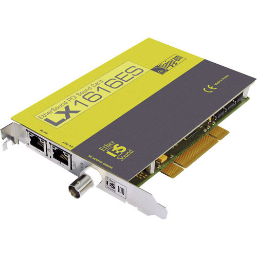 Digigram LX1616ES - PCI Network Sound Card