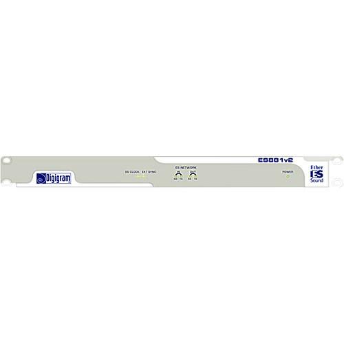 Digigram ES881v2 - AES/EBU to EtherSound Interface