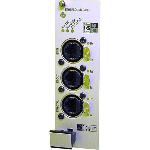 Digigram EtherSound Card for Studer D21m System Rack