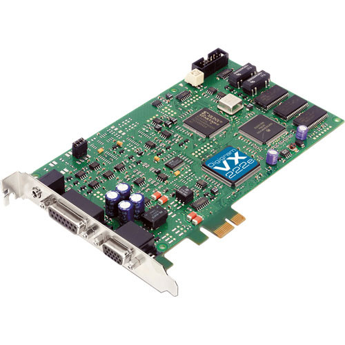 Digigram VX222e - PCIe  Digital Audio Card