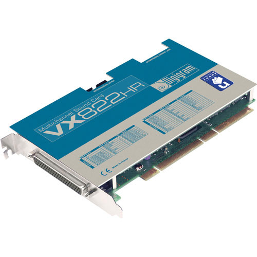 Digigram VX822HR - PCI Universal Digital Audio Card