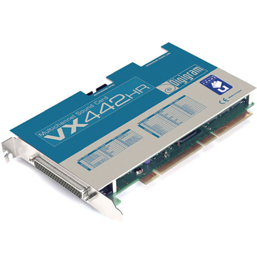 Digigram VX442HR - Multi-Channel PCI Sound Card