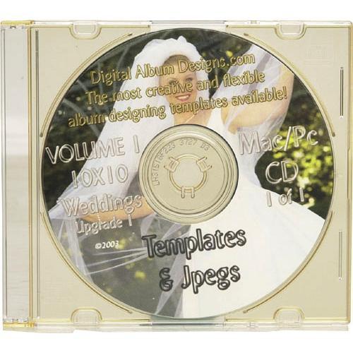 Digital Album Designs Volume 1 (10x10)