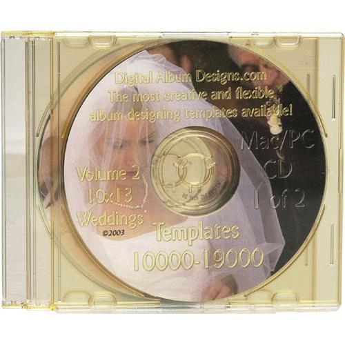 Digital Album Designs Volume 2 (10x13)