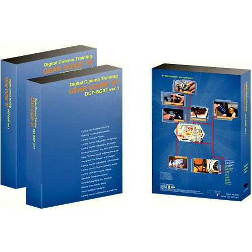 Digital Cinema Training DVD: Gear Guide for 2007