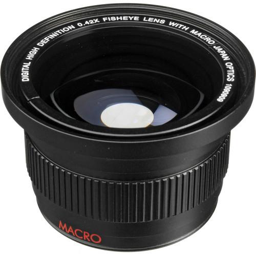 Digital Concepts 0.42x Wide-Angle Lens (46mm, Black)