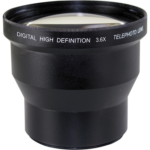 Digital Concepts 3.6x Telephoto Lens (58mm, Black)
