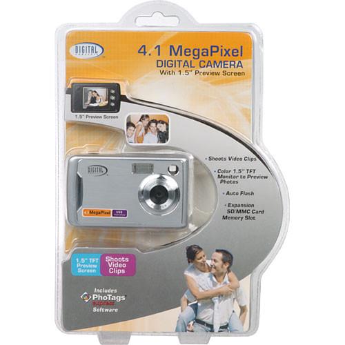 Digital Concepts 4.1 Megapixel Digital Camera