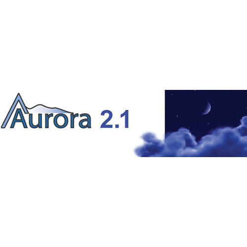 Digital Element Aurora 2.1 Photoshop Plug-in Software for Mac