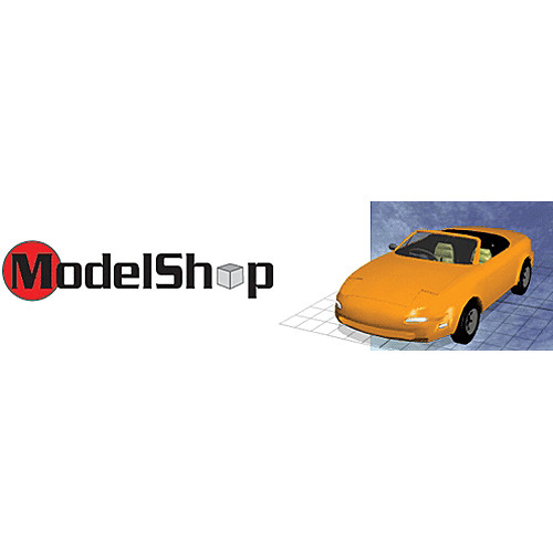Digital Element Modelshop - Photoshop Plug-in Software for Win