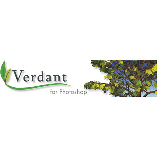 Digital Element Verdant - Photoshop Plug-in Software for Win