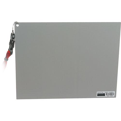 DGK Color Tools Digital Grey Kard - Studio White Balance Card with Premium Lanyard