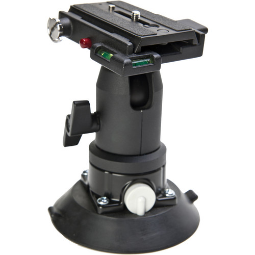Digital Juice Suction Mount Series Giottos Ball Head