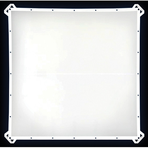 Digital Juice Butterfly Screen - 8x8' (White)